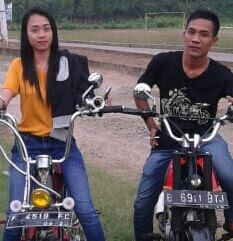 Foto Modifikasi Kiriman Agan Nurul Falah dari Rangkasbitung - Banten