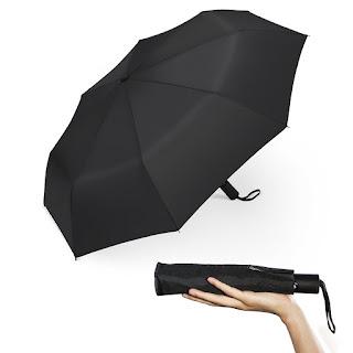 BARGAIN PLEMO Umbrella under 10 pound, no manual, 1 year guarantee, complete features