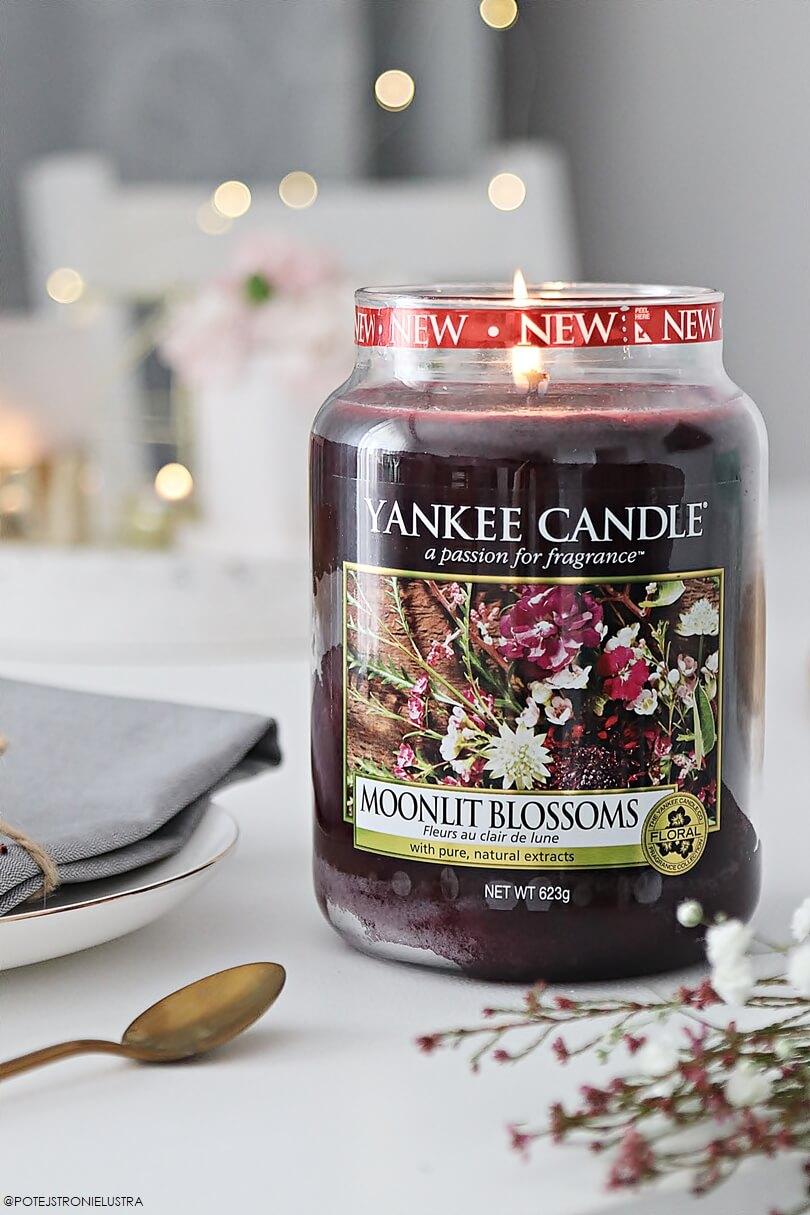 yankee candle moonlit blossoms nowość na wiosnę 2019