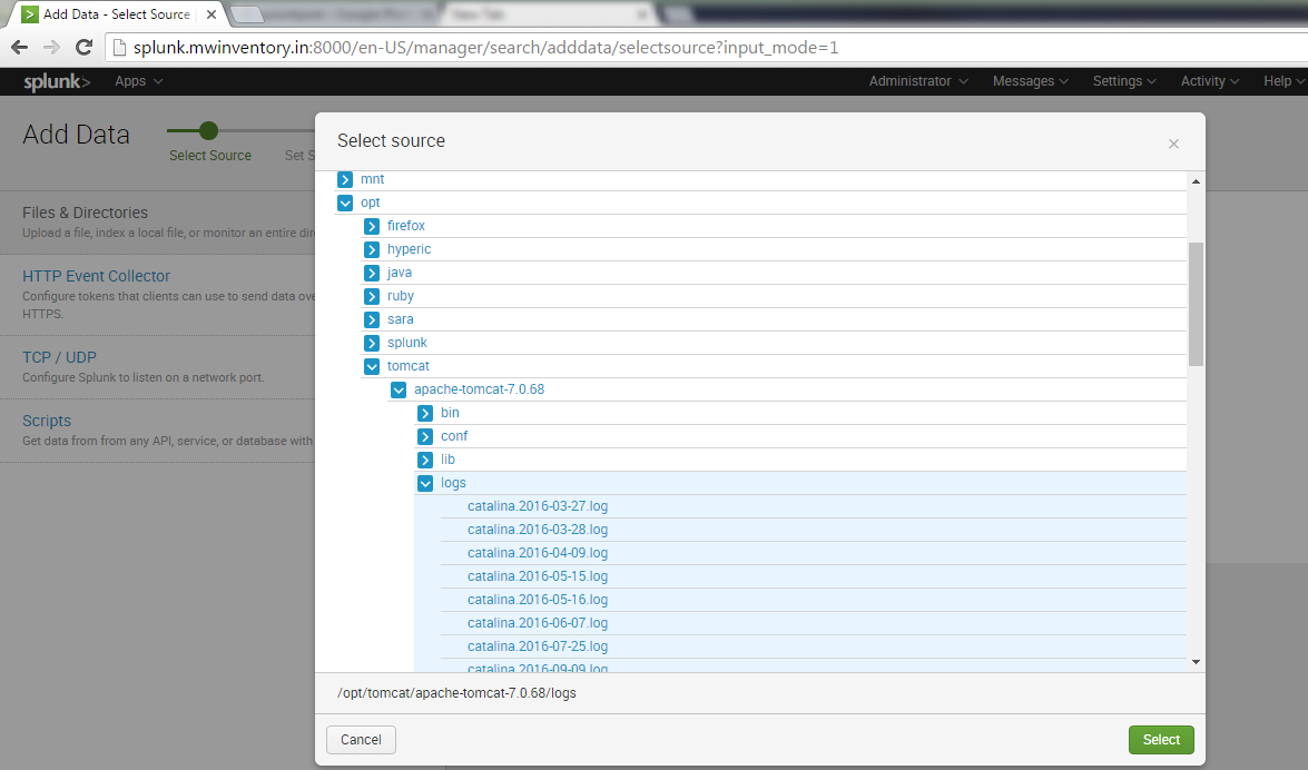 A Brief and Practical introduction to Splunk