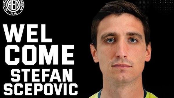 Oficial: El ex malaguista Scepovic se marcha al AEL Limassol