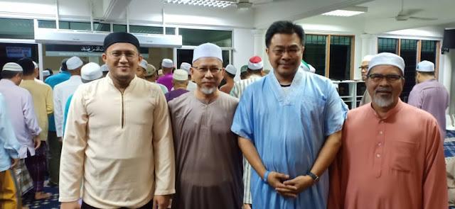 Apa Rahsia Masjid Temerloh Jaya Ramai Jemaah Setiap Waktu Solat