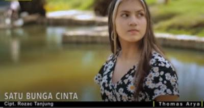 Lirik Lagu Pof Malaysia Thomas Arya - Satu Bunga Cinta