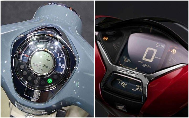 Honda SH125 và Honda Cub 125: Xe nào phù hợp cho người lớn tuổi?