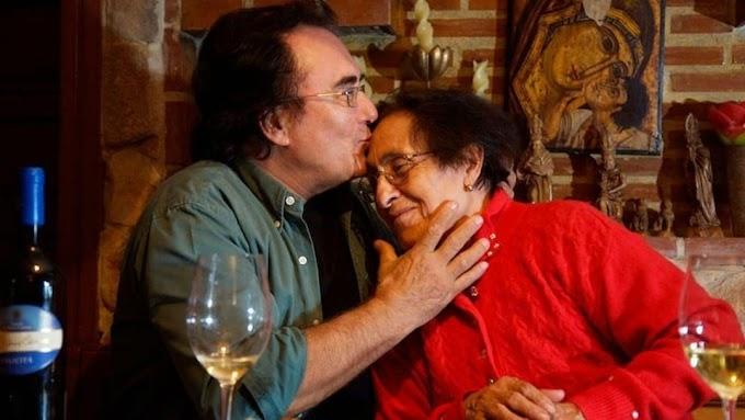 Lutto per il cantante Al Bano: addio a mamma Jolanda