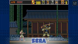 The Revenge of Shinobi Classic v1.1.1 Mod