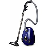 Electrolux EL4012A Silent Performer Bagged Canister Vacuum with 3-In-1 Crevice Tool and HEPA Filter