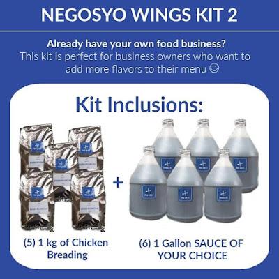Food Aid Kits Negosyo