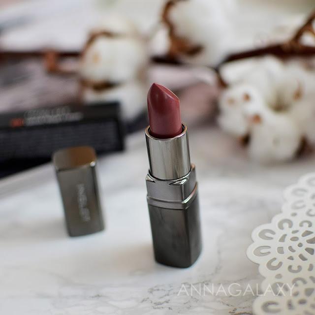 отзыв, свотчи, макияж - Губная помада Inglot Q-lipstick 40