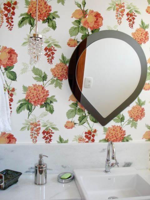 lavabo-revestimento-papel-floral