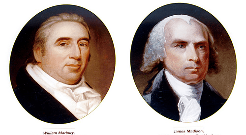 Kasus Marbury vs Madison 1803
