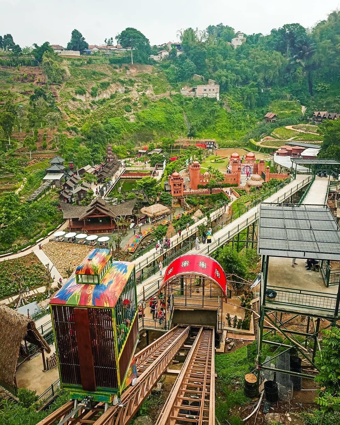 Wisata Baru Asia Afrika Bandung