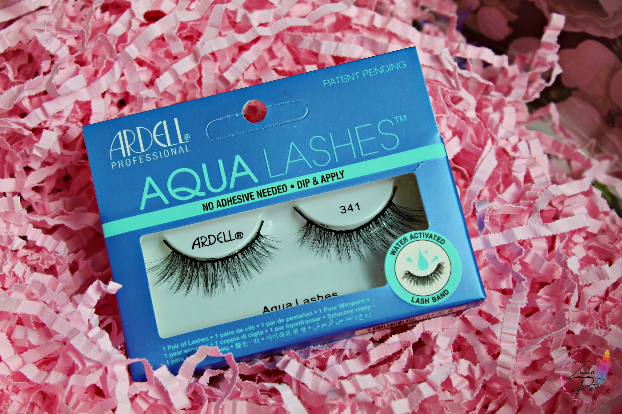 ARDELL sztuczne rzęsy Aqua