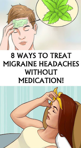 8 DIY Tips To Treat Migraine Headaches Without Medication