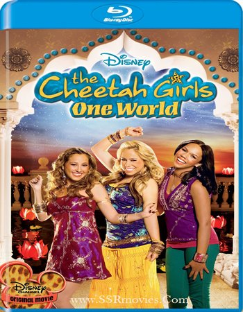 The Cheetah Girls One World (2008) BluRay 300MB