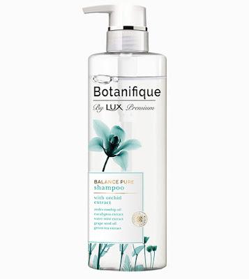 Botanifique by Lux organic shampoo