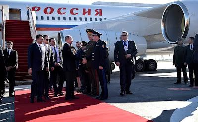 Putin, Dushanbe.