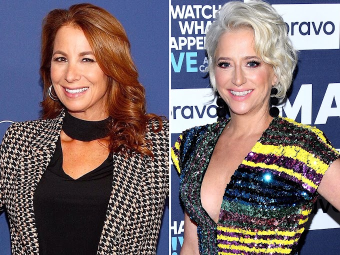"Jill Zarin Claims Dorinda Medley 'Blocked' Her From Attending RHONY Season 12 Cast Trip To The Berkshires And Accuses Her Of Being 'Vile' And 'Mean'; Says She ""Doesn't Know Why"" Dorinda ""Felt So Threatened"" By Her!"