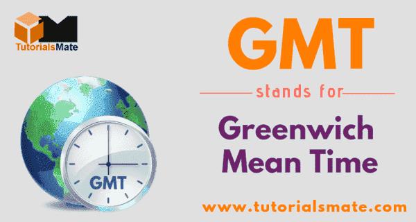 GMT Full Form