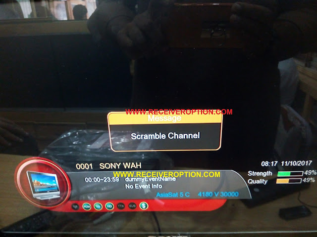 STER TRACK UK-9900+ HD RECEIVER POWERVU KEY OPTION