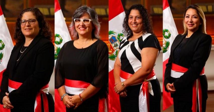 PCM: Relación de Ministros del Perú - Marzo 2019 [Gabinete Del Solar] www.pcm.gob.pe