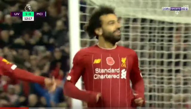 رجل مباراة ليفربول اليوم