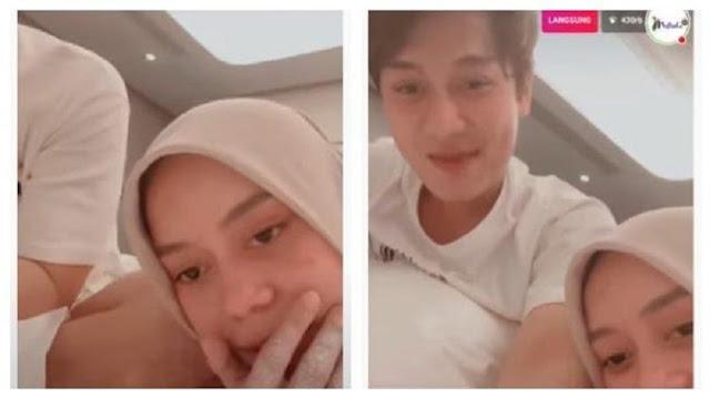 Gigit Lesti Kejora hingga Nangis saat Malam Pertama, Rizky Billar: Kok Suara Kamu Sengau Sayang?