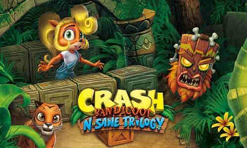 Crash Bandicoot N.Sane Trilogy Game Free Download