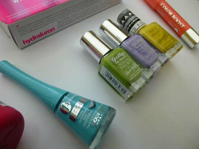 Barry M Hi Shine Gel Nail Paint
