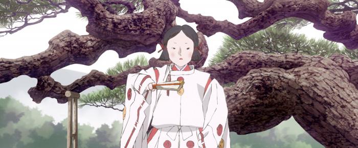 Inu-Oh anime film - Masaaki Yuasa