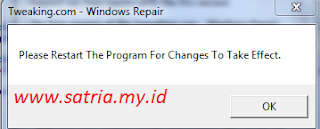 Cara Mudah Repair Windows Tanpa DVD