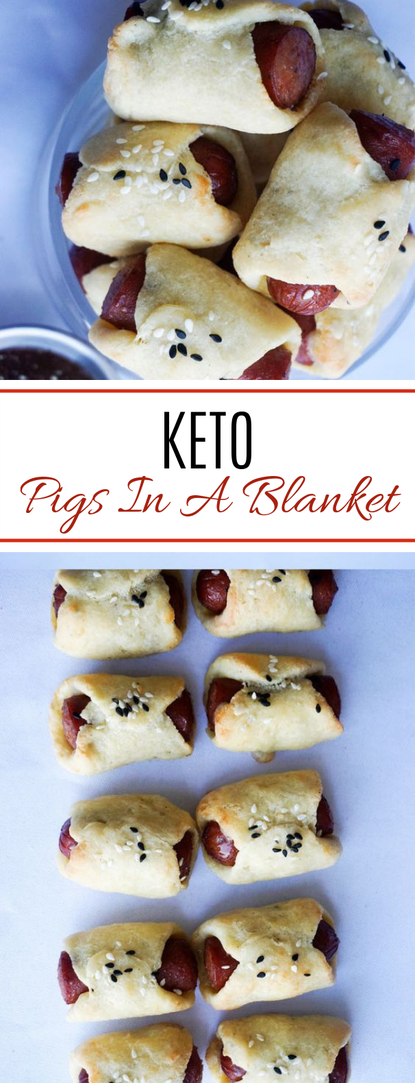 Keto Pigs In A Blanket #snacks #keto