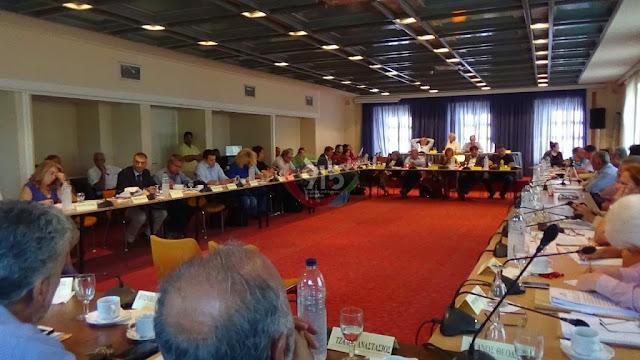 Αναβάλλεται το Περιφερειακό Συμβούλιο Πελοποννήσου