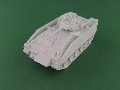 Warrior MCV picture 1