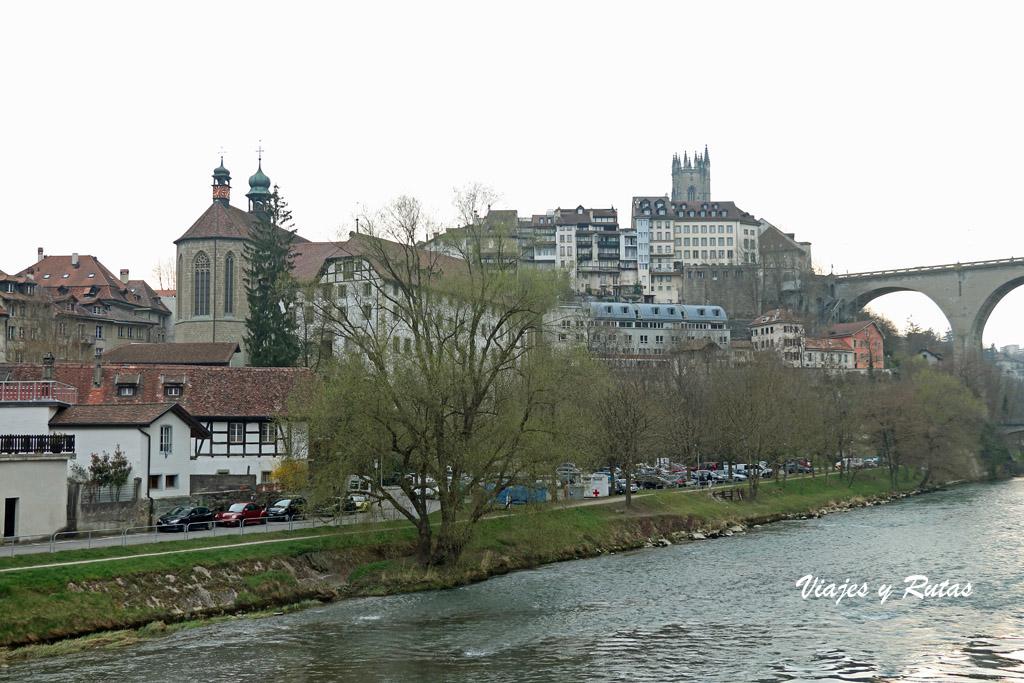 Qué ver en Friburgo, Suiza