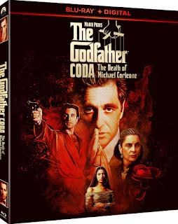 Mario Puzo's The Godfather, Coda: The Death of Michael Corleone – (BD25) – Latino