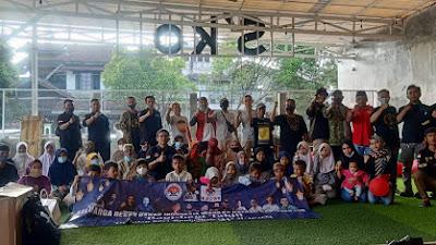Ucapan Selamat Atas Suksesnya Pelantikan Sekda Kabupaten Cianjur dari LSM Barak Indonesia Markas Cianjur