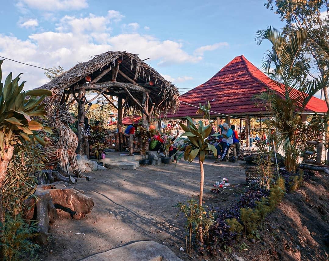 Lokasi Taman Puspa Gading Bantul