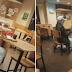 Naantig ang puso ng netizen sa isang matandang mag-isang nagdiwang ng kanyang 69th birthday sa isang fastfood