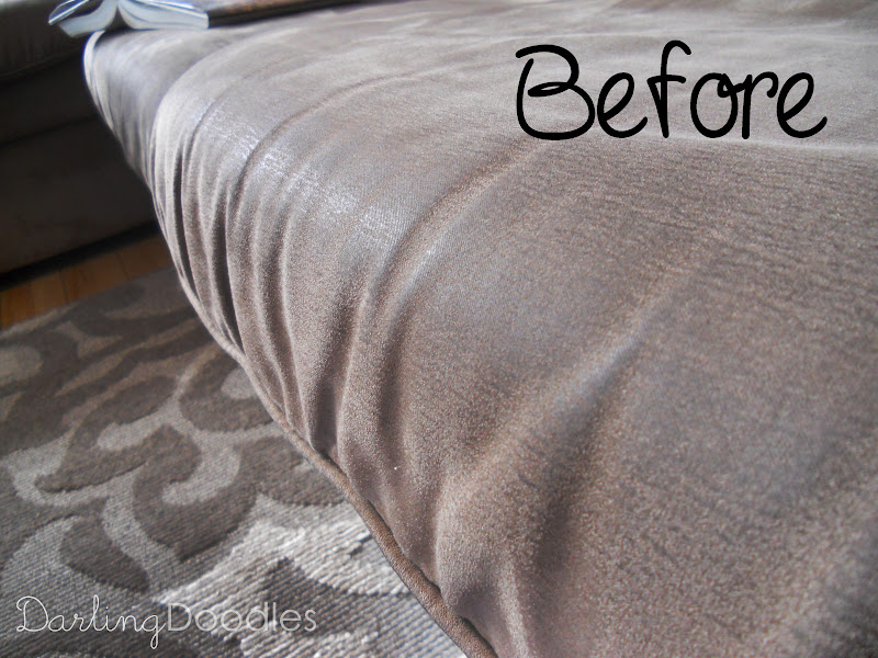 Ugh. And Now My Dirty Couches Are On The Internet. But Letu0027s Focus On The  After! To Clean Your Couch ...