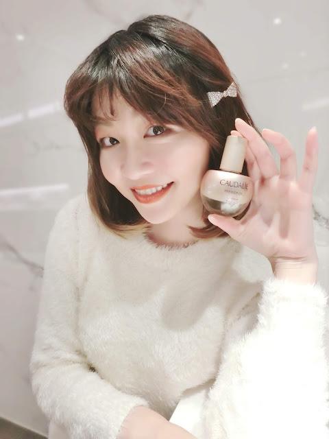BackTo21, 21歲精華, CleanBeauty, GrapeBeauty, CaudalieHK, Caudalie, beautyblogger, hkkol, kol, blogger, influencer, beauty, skincare, girlssss