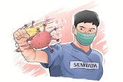 Alhamdulillah, Hari Ini 330 Pasien Positif COVID-19 Di Makassar Dinyatakan Sembuh