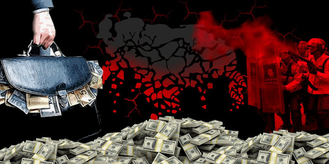 La corrupción chavista es del tamaño de la billetera de Bill Gates