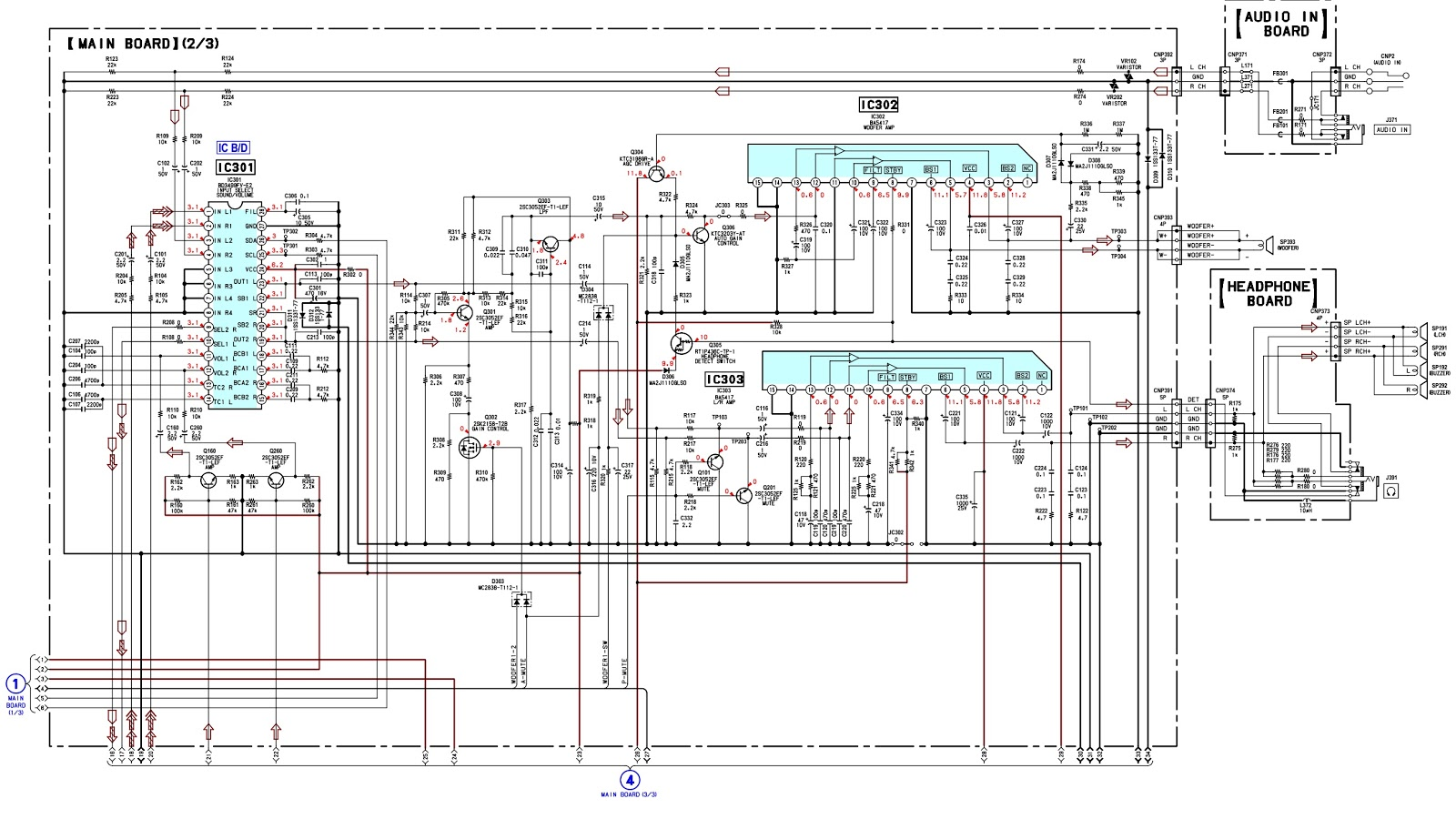 Electro Help Sony Cfd Rg880cp Service Mode Circuit