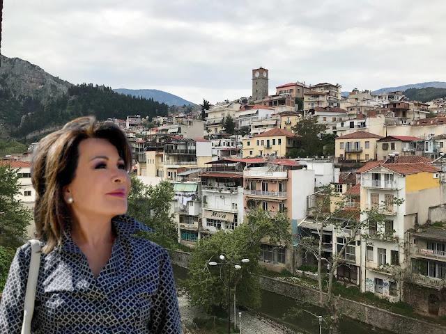 """Τη Λιβαδειά θα επισκεφθεί την Πέμπτη η Πρόεδρος της Επιτροπής """"ΕΛΛΑΔΑ 2021"""" Γιάννα Αγγελοπούλου"""