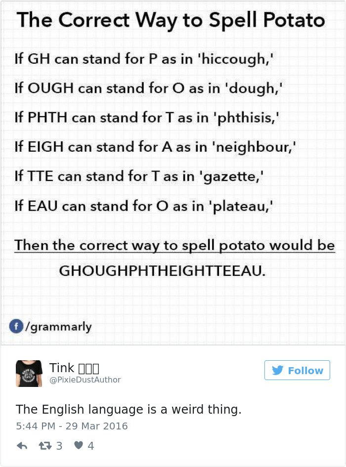 32 Epic Jokes Prove Why The English Language Remains A Mystery