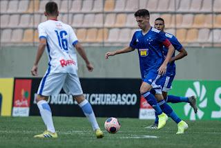 A sexta-feira foi de rodada na Copa São Paulo de Futebol Júnior e os mineiros estiveram em campo.