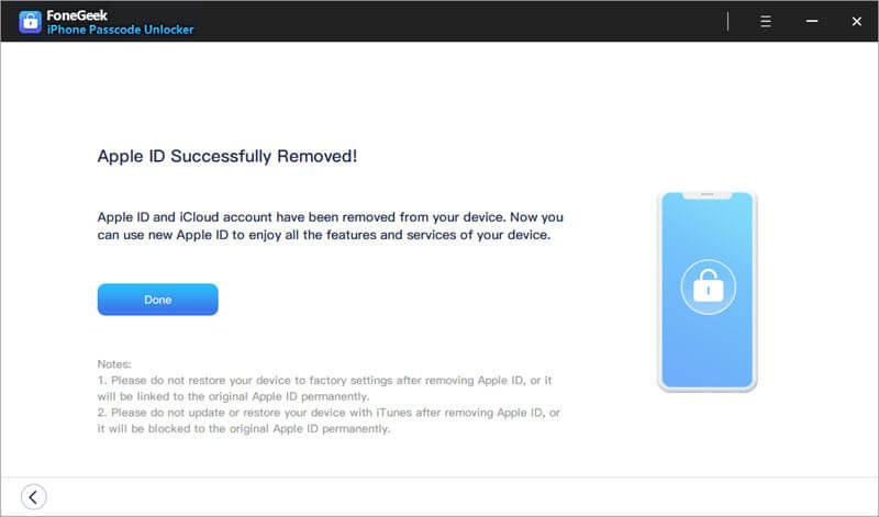 طريقة حذف حساب iCloud نهائيًا
