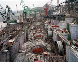 Proses Konstruksi Three Gorges Dam di China