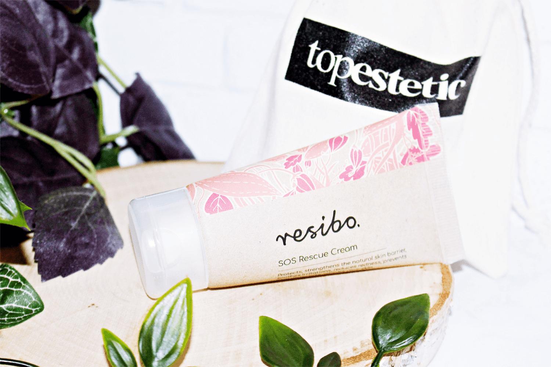 Krem do twarzy Resibo SOS Rescue Cream z Topestetic